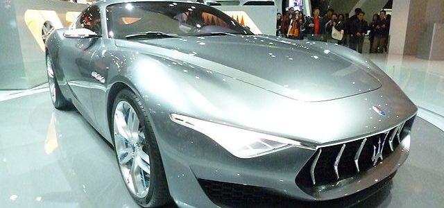 Maserati electrificará toda su gama a partir del 2019