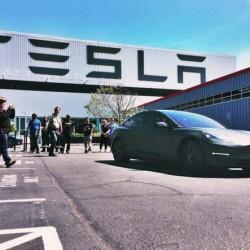 El diseño de la línea de producción del Model 3 ya está completado