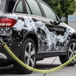 Mercedes-GLC-F-Cell enchufe