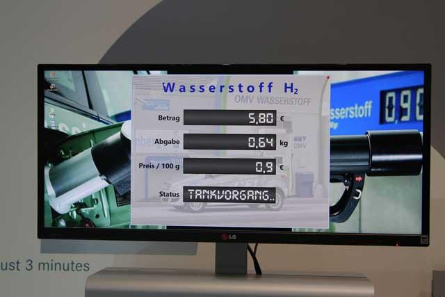 Mercedes-GLC-F-Cell precio hidrógeno