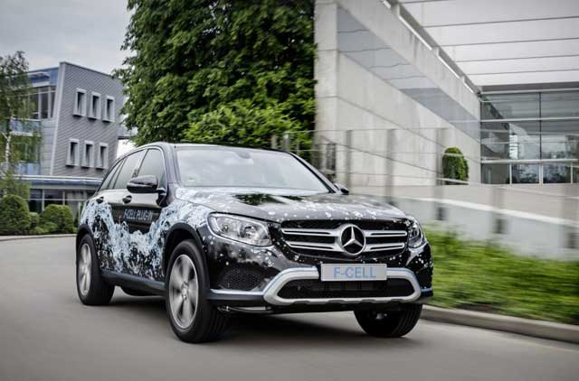 Mercedes-GLC-F-Cell frontal