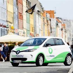 450 Renault ZOE para el servicio de car sharing de Copenhague
