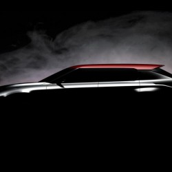 Mitsubishi Ground Tourer Concept. Un nuevo todocamino enchufable
