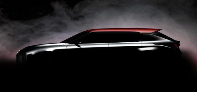 Mitsubishi Ground Tourer Concept. Un nuevo todocamino enchufable