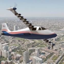 Maxwell X-57, el avión eléctrico de la NASA
