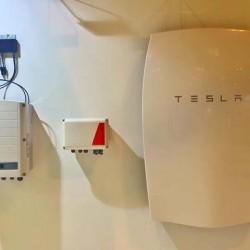 Primeros resultados de la batería para el hogar de Tesla