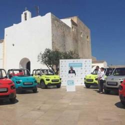 Formentera quiere ser 100% eléctrica. Plan de incentivos para cambiarse a los coches eléctricos