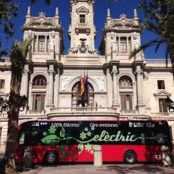 Valencia probará el autobús eléctrico de Irizar