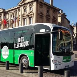 Irizar pone en marcha el primer autobús eléctrico de Marsella
