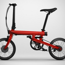Xiaomi QiCycle. Una bici eléctrica plegable de bajo coste