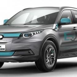 Qoros lanzará un par de coches eléctricos con 350 kilómetros de autonomía este mismo año