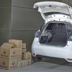 Se presenta el Renault ZOE Societé. Una alternativa compacta y económica en los industriales eléctricos
