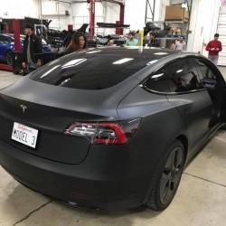 Avistamientos del Tesla Model 3. Galería de imágenes y vídeo en movimiento