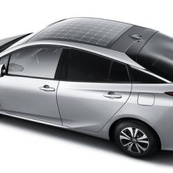 El nuevo Toyota Prius enchufable tendrá un panel solar que si recarga sus baterías