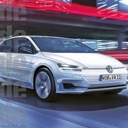Volkswagen prepara un competidor para el BMW i3