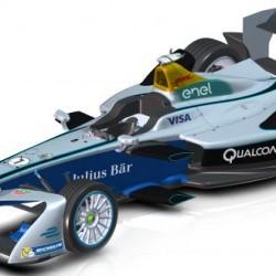 Los Fórmula E reciben una actualización de cara a la tercera temporada