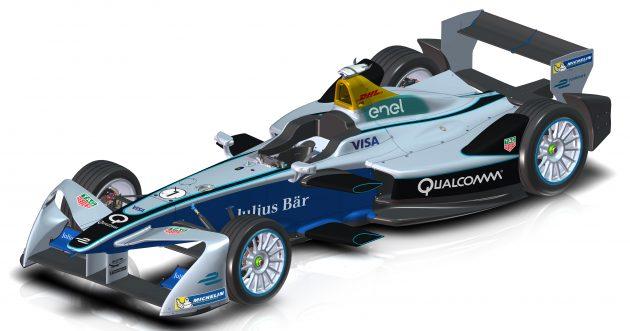 2017 formula e coches