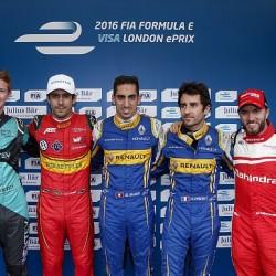 Sebastien Buemi se hace con el título de campeón de la Fórmula E 2016 en una carrera de infarto