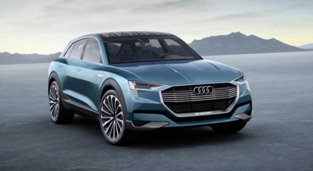 Audi confirma que tendrá tres coches eléctricos en el mercado antes de 2020