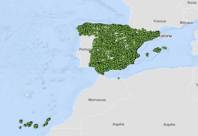 Gasolineras-Recarga-España