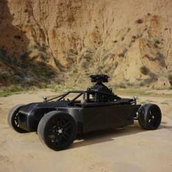 Mill BLACKBIRD. El coche eléctrico que puede convertirse en cualquier coche