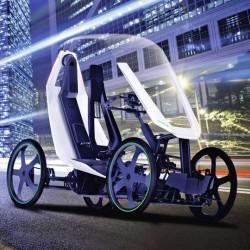 Schaeffler Bio-Hybrid. A la búsqueda del transporte urbano perfecto