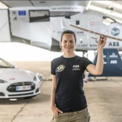Aventura en vehículo eléctrico de ABB: emulando al Solar Impulse