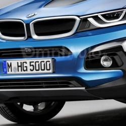 Nuevo render del BMW i5. Un todocamino eléctrico que no llegará antes de 2018
