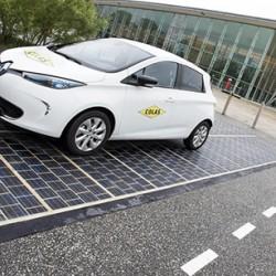 Wattway. La carretera solar británica comenzará sus pruebas este año