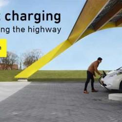 Fastned ofrece recargas rápidas a precio de tarifas para el hogar. Desde 0.19 euros el kWh