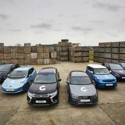 Las ventas de coches eléctricos e híbridos enchufables, alcanza una cuota de mercado del 1.79% en Reino Unido