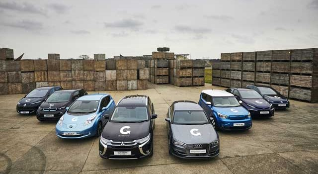 Los coches eléctricos sufren una gran devaluación en el mercado de ocasión. Tesla la excepción