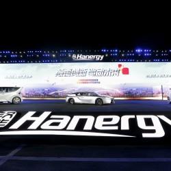 China: Hanergy presenta 4 prototipos de vehículo eléctrico movidos por el sol