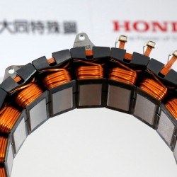 Honda anuncia el desarrollo de un motor eléctrico libre de tierras raras pesadas