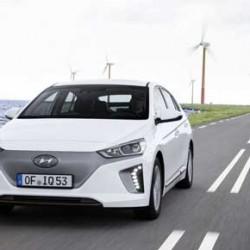 El Hyundai iONIQ eléctrico, nombrado coche más eficiente de los Estados Unidos
