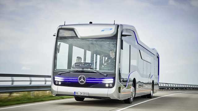 mercedes autobus autonomo