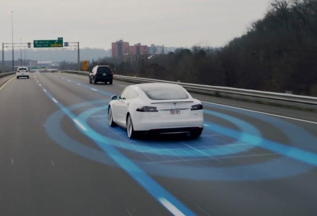 model s autopilot