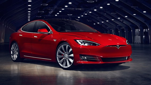 model s restyling