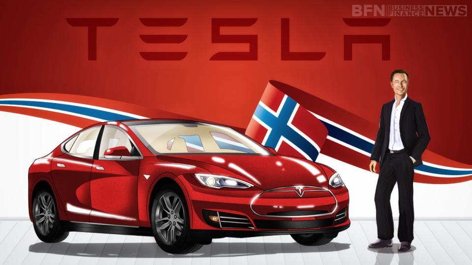 Noruega Casi 5 500 Euros Para Cada Propietario De Model S