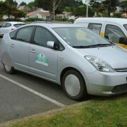 Un Toyota Prius enchufable, con 200 kilómetros de autonomía