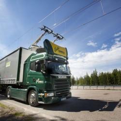 La carretera eléctrica de Suecia. Una alternativa para electrificar el transporte pesado por carretera