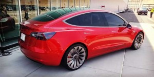 tesla-model-3-red-back