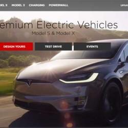Adiós TeslaMotors.com, hola Tesla.com