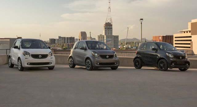 El nuevo Smart ForTwo eléctrico se presentará en París. Autonomía por encima de los 140 kilómetros EPA