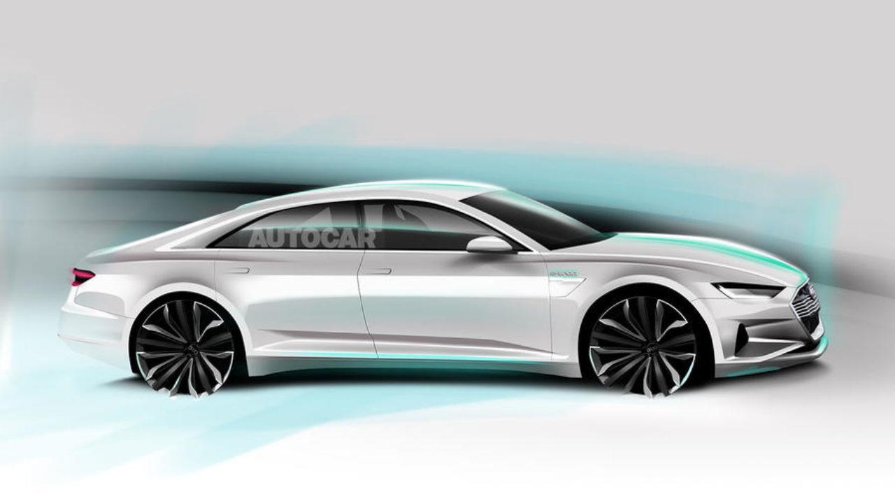 2021 Audi A9 Specs