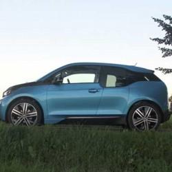 Autonomía bajo el ciclo EPA del BMW i3 rex