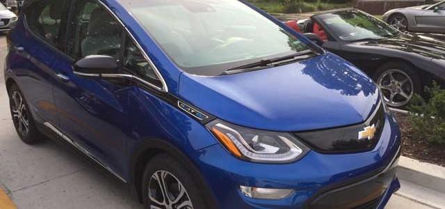 ¿Cuál es la autonomía real del Chevrolet Bolt?. Casi 1.900 kilómetros en un fin de semana para saberlo