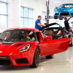 Detroit Electric anuncia el lanzamiento de una berlina y un todocamino eléctrico