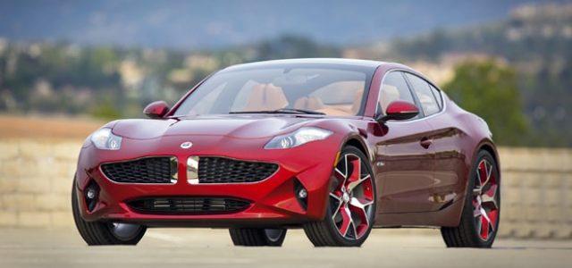 La nueva Fisker planea levantar una fábrica de coches eléctricos en China