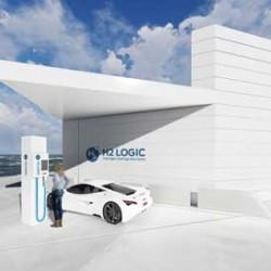 H2 Logic CAR-200. Una hidrogenera capaz de atender hasta 7 coches cada hora